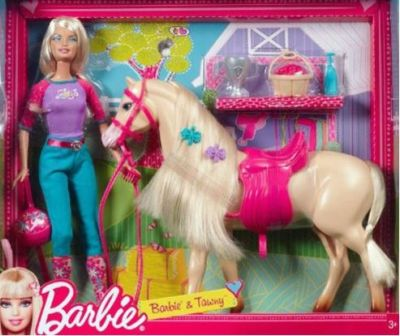 Barbie & Tawny Set