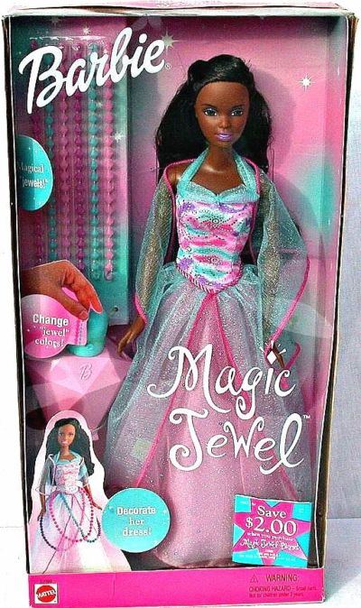 Image result for Magic Jewel Barbie