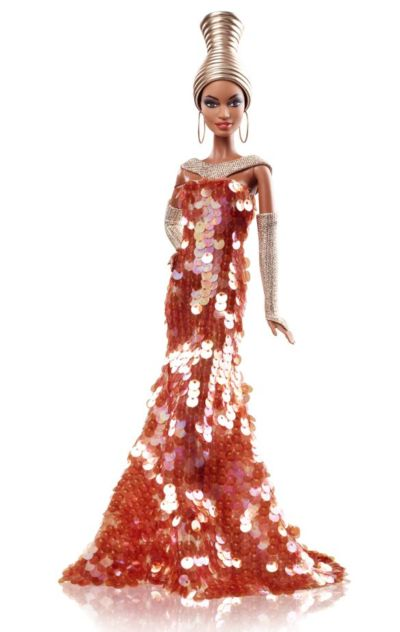 Stephen Burrows Alazne Barbie Doll